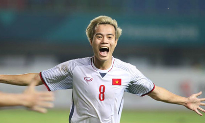 U23 Việt Nam - U23 Syria: Bàn thắng vàng hiệp phụ, chói lọi ngôi sao