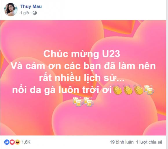 Hoài Linh, Hari Won và các sao Việt phát cuồng vì HLV Park Hang- seo - Ảnh 4.