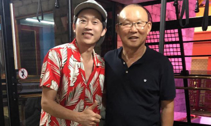Hoài Linh, Hari Won và các sao Việt phát cuồng vì HLV Park Hang- seo
