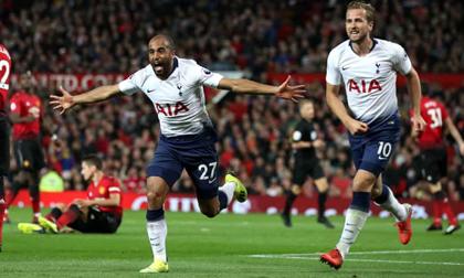 MU - Tottenham: 3 đòn choáng váng, cái kết ngỡ ngàng