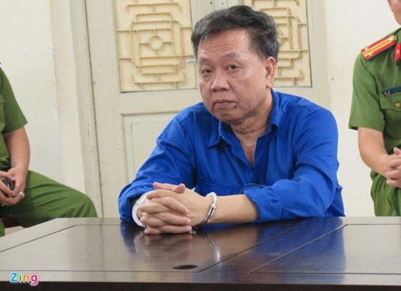 Chong ba trum Oanh Ha linh an tu hinh hinh anh 1