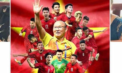 Dân mạng đang 'phát sốt' trước trận đấu lịch sử của U23 Việt Nam