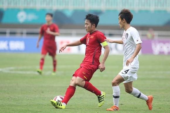 U23 Việt Nam - U23 Hàn Quốc: Siêu phẩm Minh Vương, nỗ lực đến tận cùng - 1