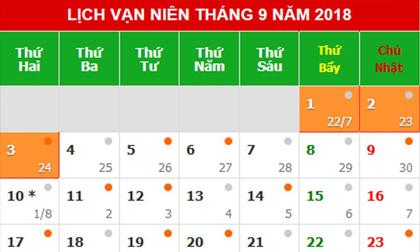 Thời tiết cả nước 3 ngày nghỉ lễ Quốc khánh 2/9 có gì đặc biệt?
