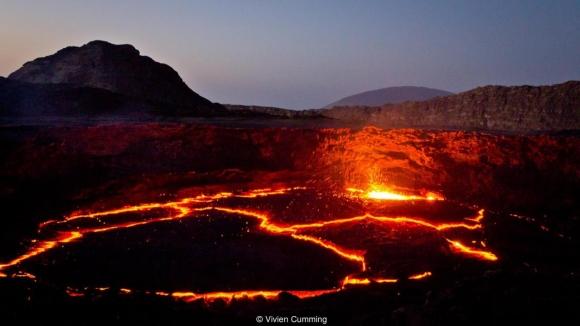 """Điều kỳ lạ đến kinh ngạc ở """"cổng địa ngục"""" khắc nghiệt nhất thế giới - 2"""