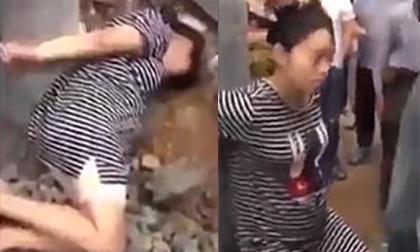Không nấu cơm trưa, vợ mang thai 7 tháng bị chồng trói vào cột đánh đập dã man