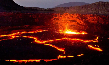 """Điều kỳ lạ đến kinh ngạc ở """"cổng địa ngục"""" khắc nghiệt nhất thế giới"""