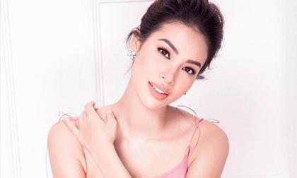 Hoa hậu Phạm Hương âm thầm sang Mỹ điều trị bệnh về tuyến giáp