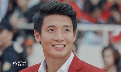 Bức ảnh Bùi Tiến Dũng đẹp trai như soái ca Hàn Quốc được viral nhiều nhất MXH