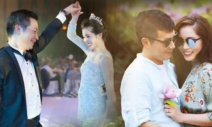 Tình yêu như Công chúa, Hoàng tử của Shark Hưng U50 đẹp trai và vợ Á hậu kém 16 tuổi