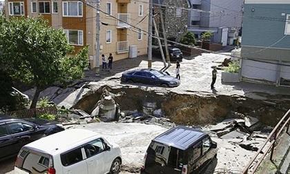 Sau siêu bão, Nhật Bản đón nhận tang thương liên tiếp vì thảm họa động đất lịch sử