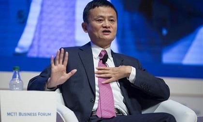 Tỷ phú Jack Ma bất ngờ tuyên bố rời khỏi Tập đoàn Alibaba
