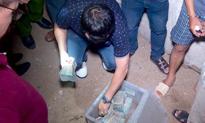 Thu hồi thêm 730 triệu trong vụ cướp ngân hàng ở Khánh Hòa