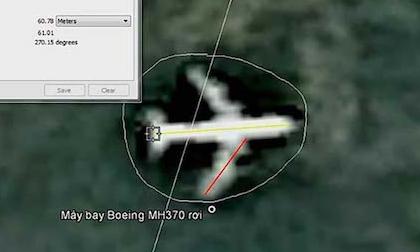 """Công dân Gia Lai khẳng định 'biết nơi MH370 rơi"""": Đại sứ quán Malaysia nói gì?"""
