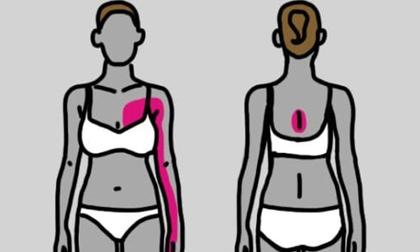 10 vị trí đau trên cơ thể cảnh báo những căn bệnh cực kì nguy hiểm nhất định bạn không được bỏ qua