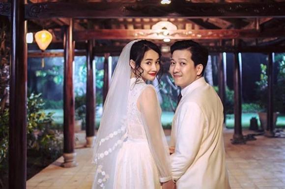 Phát hiện đặc biệt về đám cưới của Trường Giang, Nhã Phương - Ảnh 1.