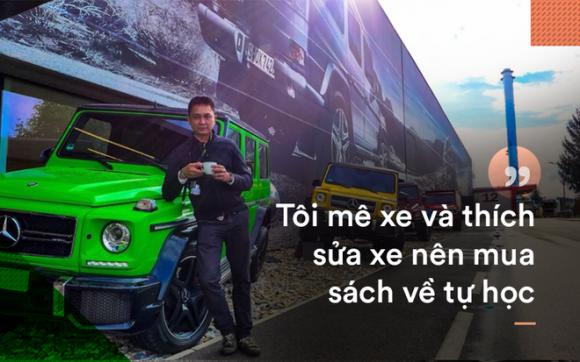 Cậu sửa xe khiến GS Hồ Ngọc Đại tự hào hơn Ngô Bảo Châu, là tay đua số 1 Việt Nam - Ảnh 3.