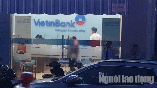 NÓNG: Đang truy bắt tên cướp ngân hàng ở Tiền Giang - 1