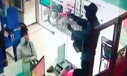 Vụ cướp ngân hàng ở Tiền Giang qua lời kể của nhân chứng