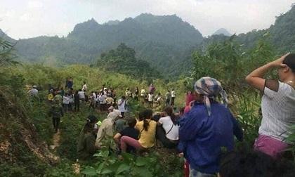 Phát hiện thi thể người phân hủy dưới đèo Thung Khe