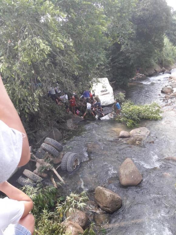 Tai nạn thảm khốc ở Lai Châu, 11 người tử vong - 1