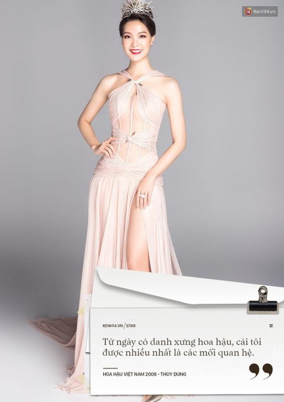 Hoa hậu Việt Nam 2008 - Thùy Dung: Chiếc vương miện năm 18 tuổi không đổi được 10 năm lạc lõng giữa showbiz - Ảnh 2.