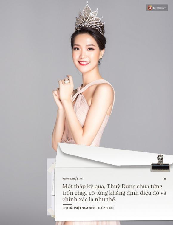 Hoa hậu Việt Nam 2008 - Thùy Dung: Chiếc vương miện năm 18 tuổi không đổi được 10 năm lạc lõng giữa showbiz - Ảnh 3.