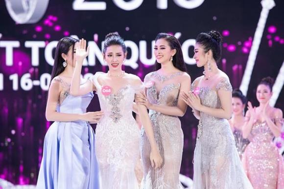 Nữ sinh 18 tuổi Quảng Nam đăng quang Hoa hậu Việt Nam 2018 - 1