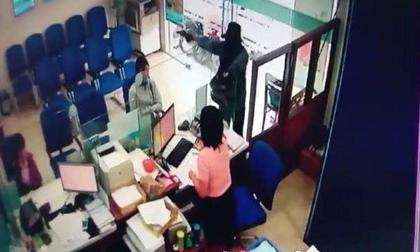 Đã bắt kẻ cướp ngân hàng có súng ở Tiền Giang