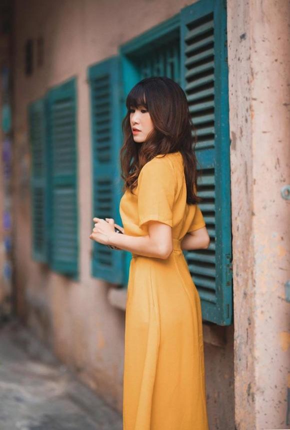 Không chỉ tân hoa hậu, các hot girl xứ Quảng cũng khiến dân mạng không thể rời mắt - Ảnh 4.