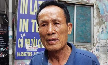 """Ông chủ xóm trọ 15.000 đồng bị cháy: """"Tôi đau xót khi những bệnh nhi nghèo không có chỗ ở"""""""