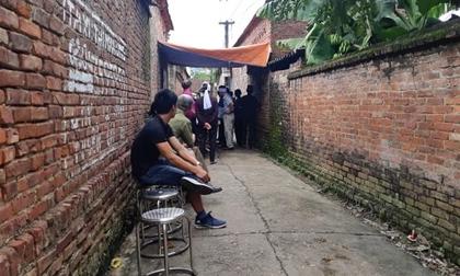 Bắc Giang: Say rượu chém mẹ, vợ thương vong rồi tự sát