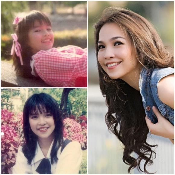 Ngay từ thời tấm bé, sao nữ Việt đã sở hữu gương mặt báo trước tương lai trở thành đại mỹ nhân-6