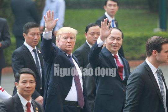 Những bức ảnh quý về Chủ tịch nước Trần Đại Quang - 1