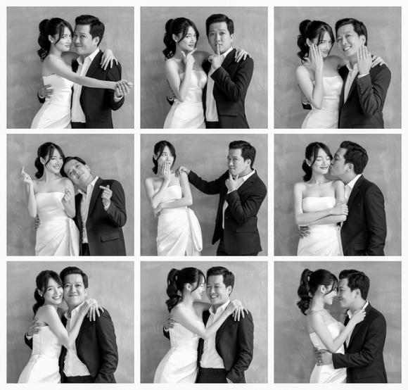 Sau bao lần chờ đợi, bộ ảnh cưới tuyệt đẹp của Nhã Phương - Trường Giang cũng đã được hé lộ  - Ảnh 9.
