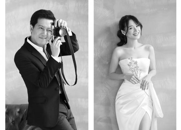 Sau bao lần chờ đợi, bộ ảnh cưới tuyệt đẹp của Nhã Phương - Trường Giang cũng đã được hé lộ  - Ảnh 11.
