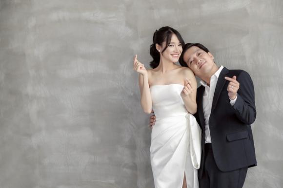 Sau bao lần chờ đợi, bộ ảnh cưới tuyệt đẹp của Nhã Phương - Trường Giang cũng đã được hé lộ  - Ảnh 7.
