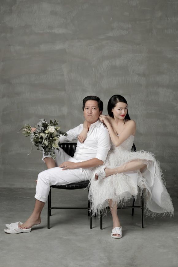 Sau bao lần chờ đợi, bộ ảnh cưới tuyệt đẹp của Nhã Phương - Trường Giang cũng đã được hé lộ  - Ảnh 14.