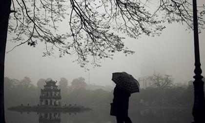 Tuần tới, gió mùa đông bắc tràn xuống, Hà Nội lạnh 21 độ