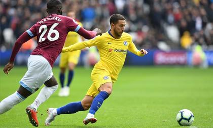 West Ham - Chelsea: Derby rực lửa,