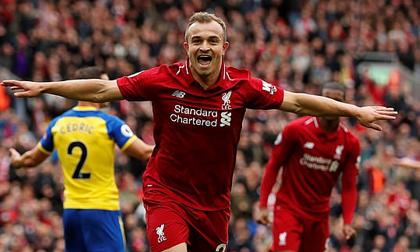Liverpool - Southampton: Sức mạnh vũ bão, mở tiệc bàn thắng