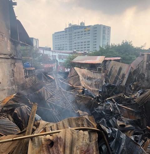 Ông Hiệp khùng có bị xử lý sau vụ cháy kinh hoàng gần Bệnh viện Nhi TƯ khiến 2 người chết?