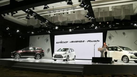 Toyota Việt Nam trình làng 3 xe mới: Hatchback Wigo giá đề xuất 345 triệu đồng - 1