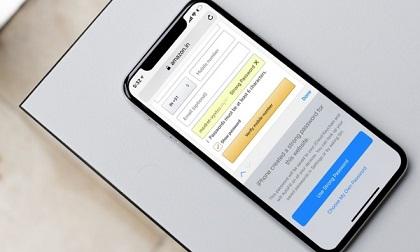 Đây là cách tạo password không thể phá vỡ cho mọi iPhone chạy iOS 12