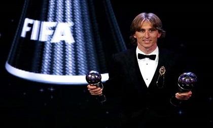 10 năm Ronaldo - Messi: Modric thắng 'The Best', ẵm luôn Quả bóng vàng?