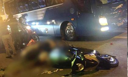 Ai phải chịu trách nhiệm cho cái chết của người phụ nữ vì thanh sắt rơi từ công trình ở Hà Nội?