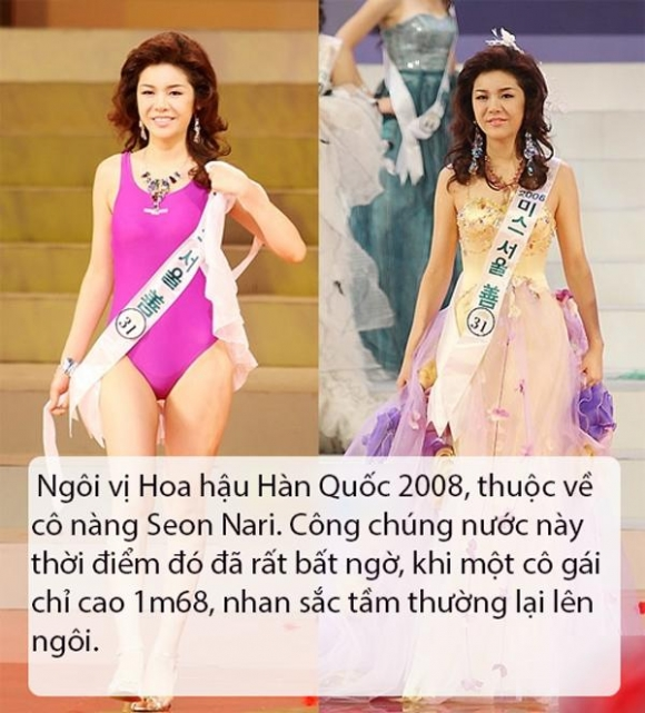 that bat ngo, le au ngan anh lot top hoa hau... bi che xau nhat the gioi - 2