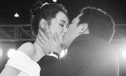 Phía sau giọt nước mắt của Nhã Phương - Trường Giang tại đám cưới là câu chuyện xúc động ít người biết