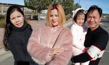 Cuộc sống của Vũ Thu Phương cùng chồng đại gia và 4 con gái thực sự ra sao?