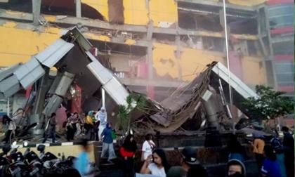 Indonesia rung chuyển vì dư chấn, ít nhất 48 người chết